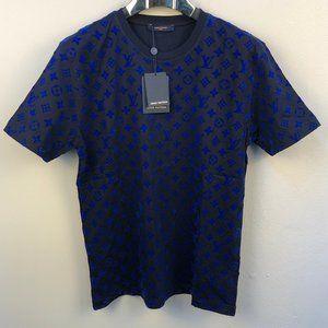 Louis Vuitton Men Monogram Soft Fabric T-Shirt